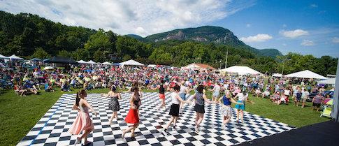 Lake Lure's Dirty Dancing Festival