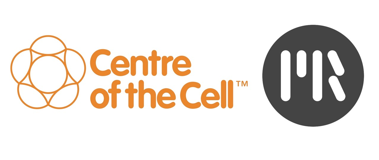 Centre of the Cell and Martin Rees logo