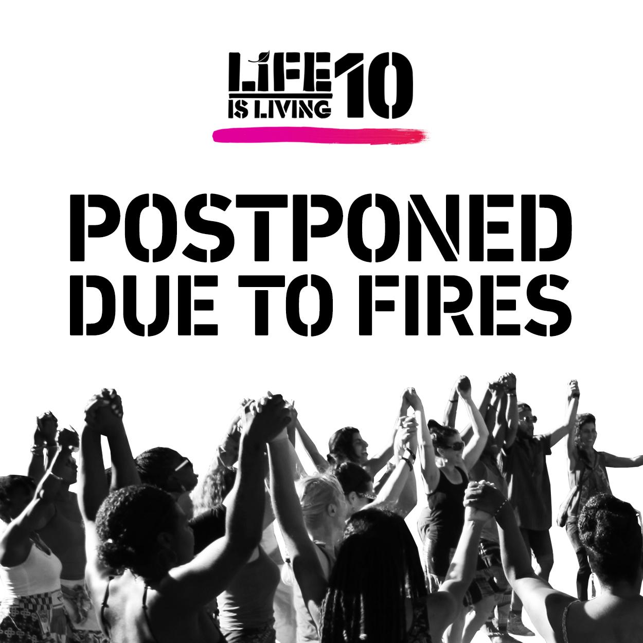 Life is Living Postponement