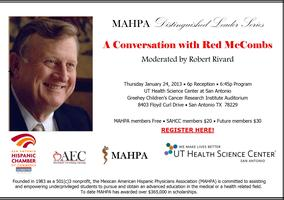 A Conversation with Red McCombs