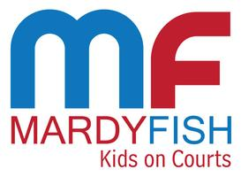 Mardy Fish Children's Foundation, Kids on Courts at Holly High...