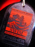 GOLDEN GATE BRIDGE SWIM - 7th Annual 3K swim