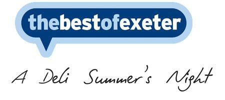 thebestof Exeter's A Deli Summer's Night Party