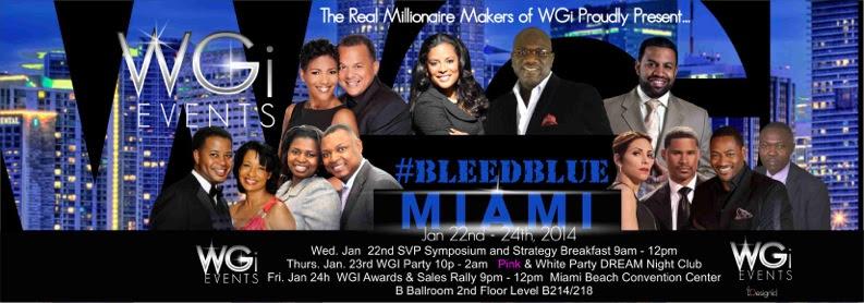 WGi in Miami