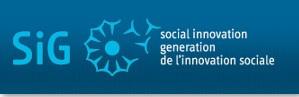 Logo for Social Innovation Generation