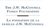 Logo for the J.W. McConnell Family Foundation