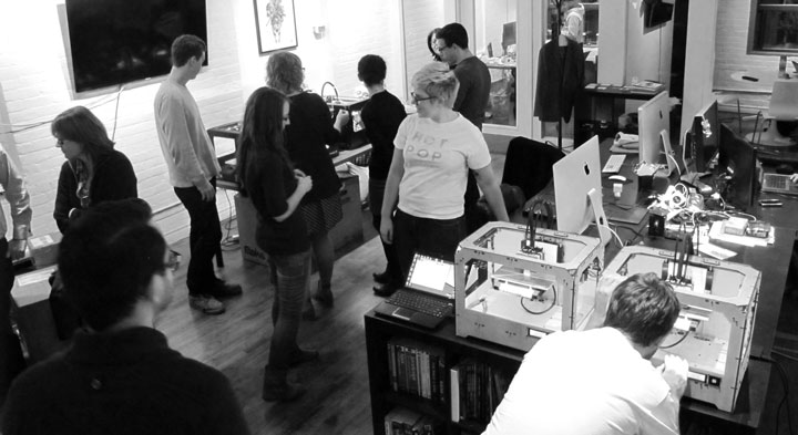 3D Printing Workshop Toronto