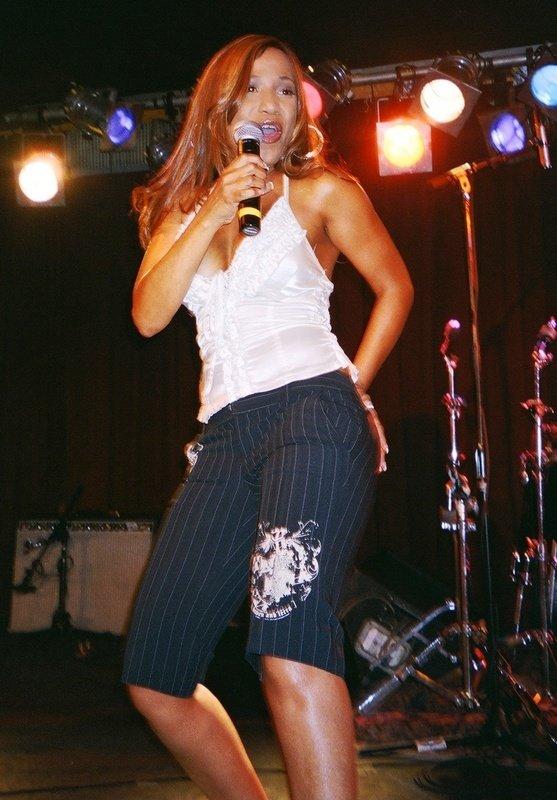 International R & B Diva Cherrele!