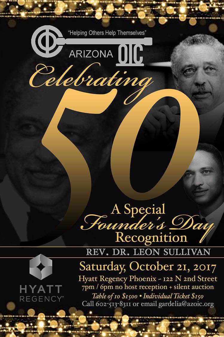 AZ OIC 50th Celebration