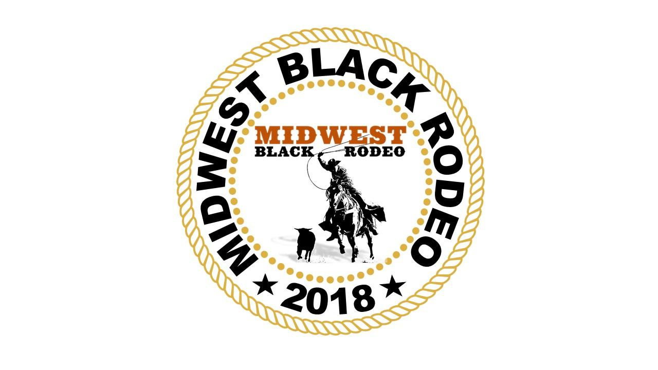 Midwest Black Rodeo Logo