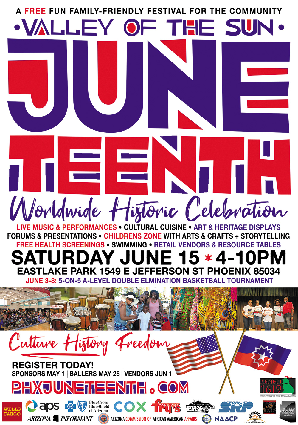 Juneteenth PHX 2019