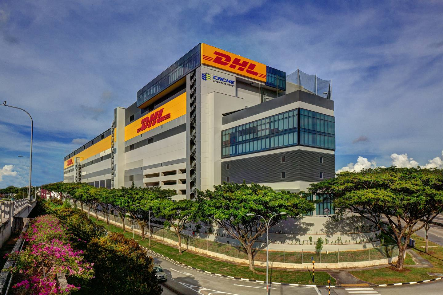 DHL AP Innovation Center