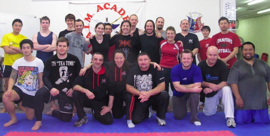 12-Hour Martial Arts Train-a-Thon