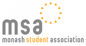 Monash Student Association Logo