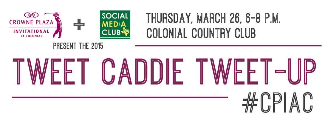Tweet Caddie Tweet-Up with SMCFW and CPIAC