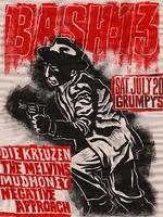 BASH 13: Die Kreuzen, Mudhoney, Melvins, Negative Approach and...
