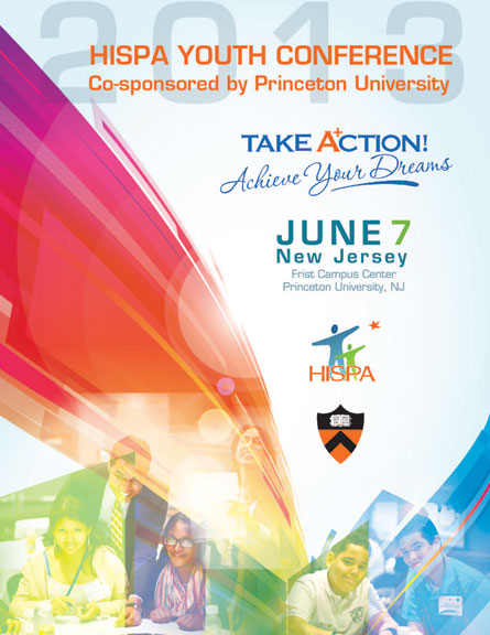 New Jersey, June 7th HISPA 2013 Youth Conference at Princeton University