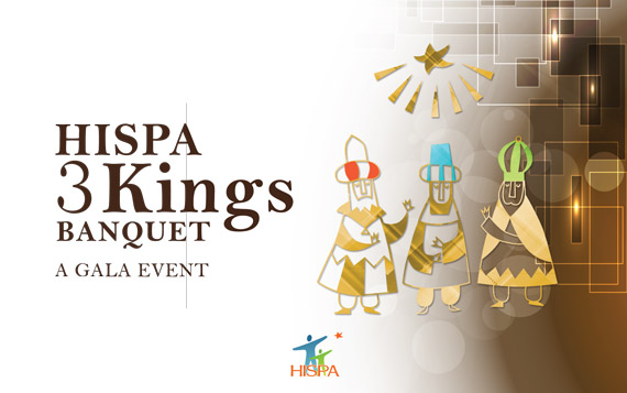 HISPA 3 Kings Banquet 2013 banner