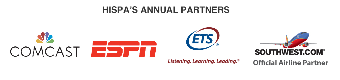 HISPA'S ANNUAL PARTNERS
