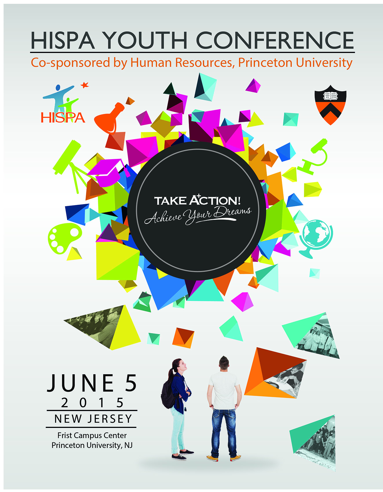 New Jersey, June 7th HISPA 2013 Youth Conference at Princeton University