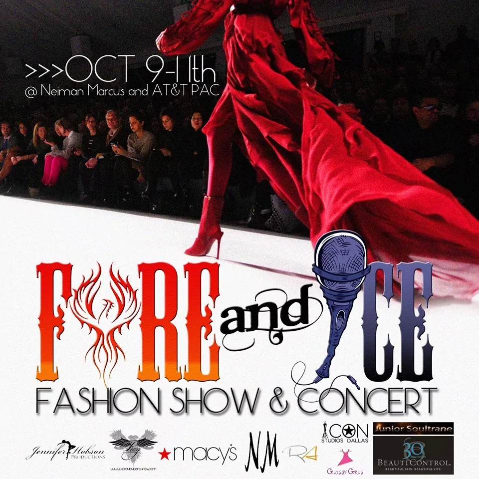 Fire & Ice Tres Fashion Show and Concert