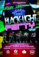 Bacardi Black Light Party @ Volume 11/22 (Thanksgiving Day)