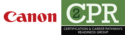 Canon and 2CPR Group Logo