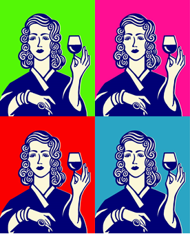 Women & ALcohol Image