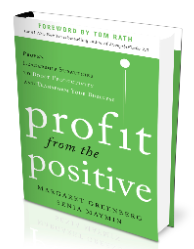 Profit from the Positive book cover