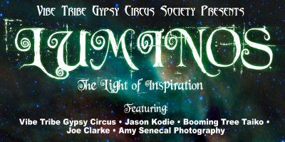 Vibe Tribe GCS Presents: Luminos, the Light of Inspiration