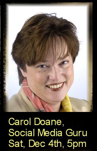 Carol Doane, Social Media Guru