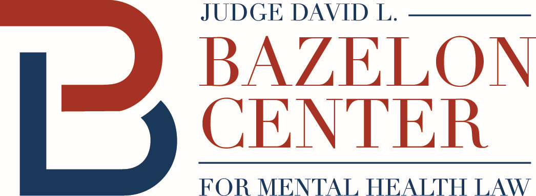 Bazelon Center for Mental Health Law logo