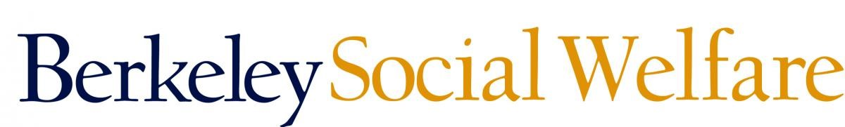 Berkeley School of Social Welfare logo
