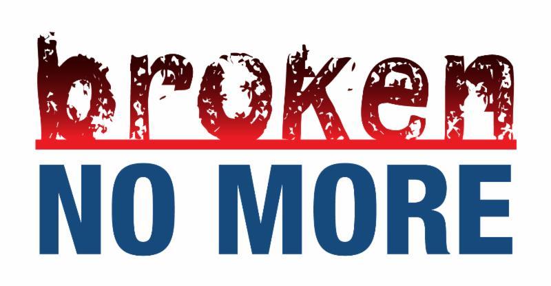 Broken No More logo