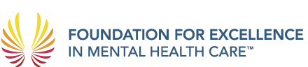 Foundation for Excellence in Mental Health Care logo