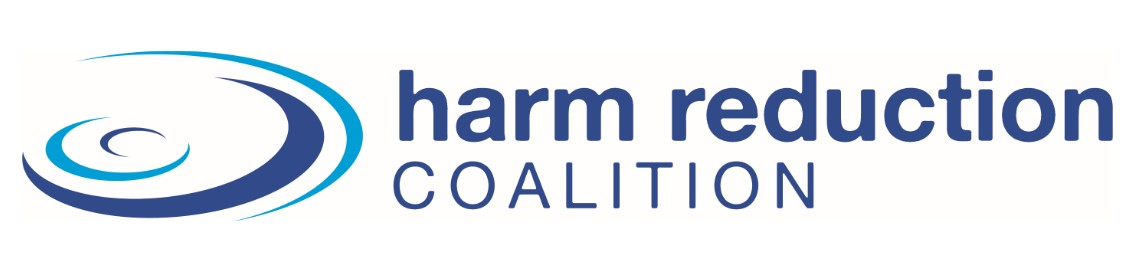 Harm Reduction Coalition logo