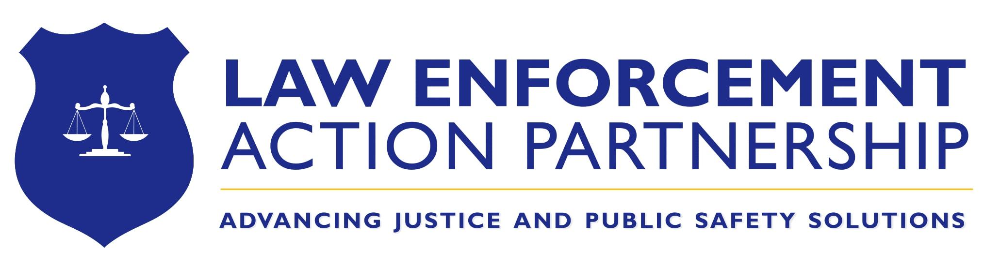 Law Enforcement Action Partnership (LEAP) logo