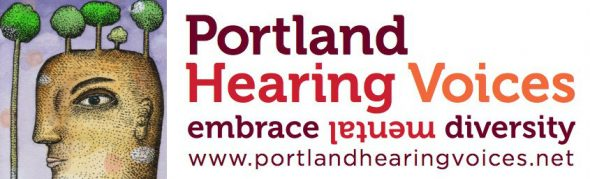 Portland Hearing Voices logo