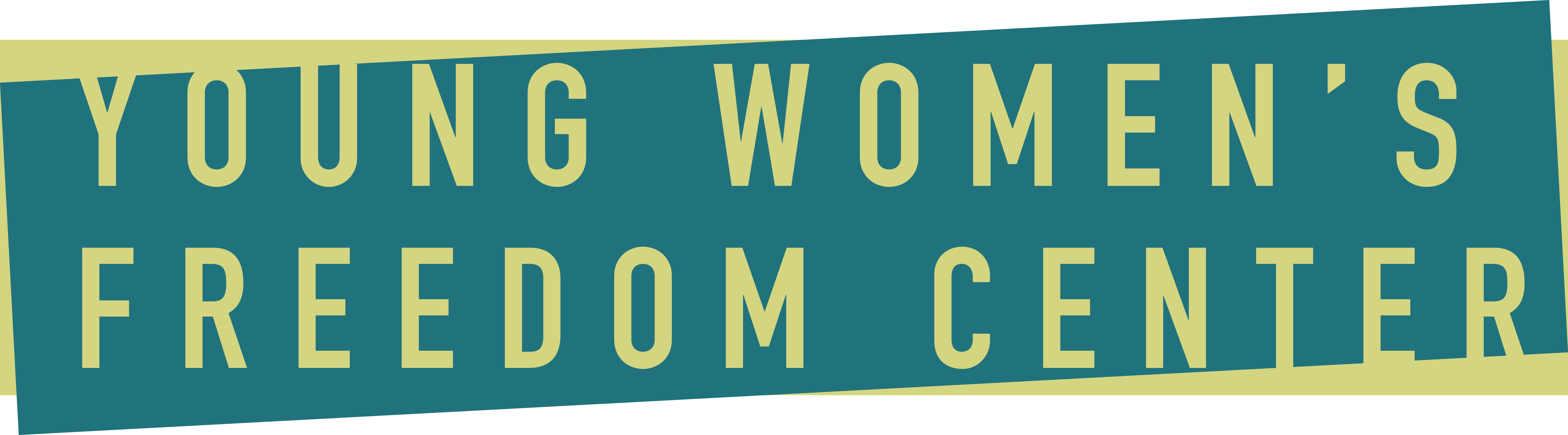 Young Women's Freedom Center logo