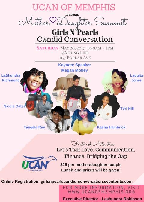 Girls N' Pearls Candid Conversation Summit