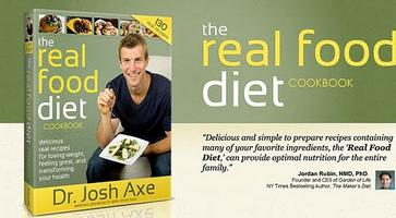 Dr Josh Axe - Advanced Nutrition Recipe Night