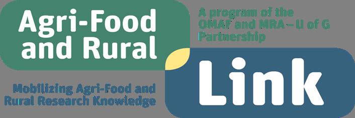 Agri Food and Rural Link logo