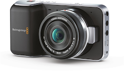 pocket cinema camera pic