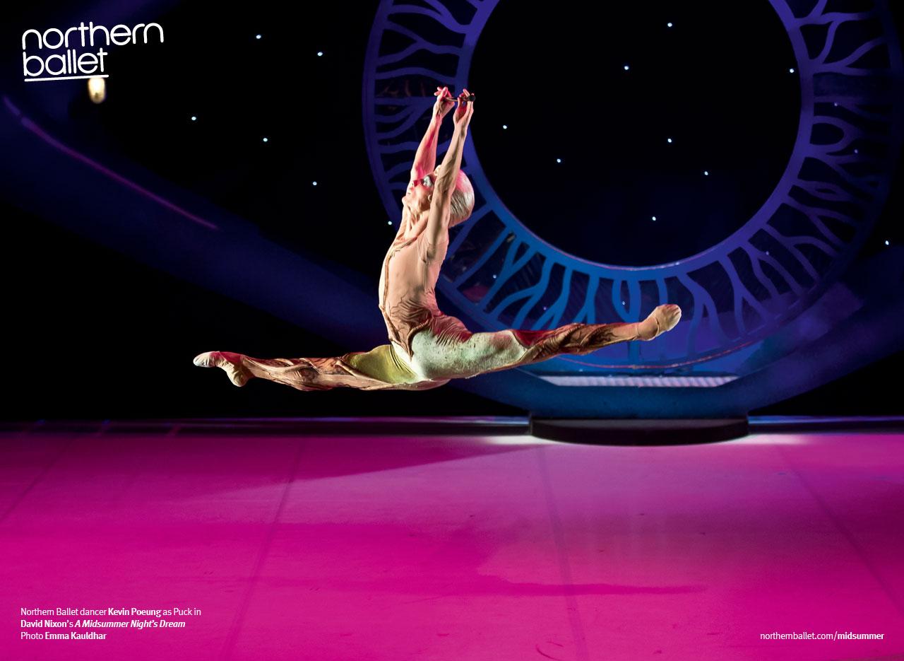 Northern Ballet shot