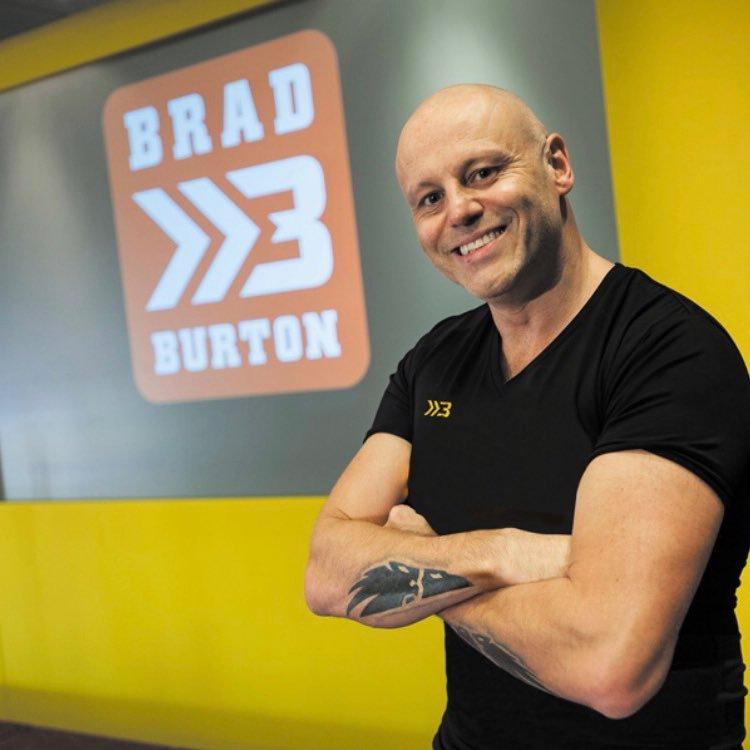 Brad Burton speaker