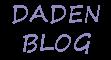 Daden Blog
