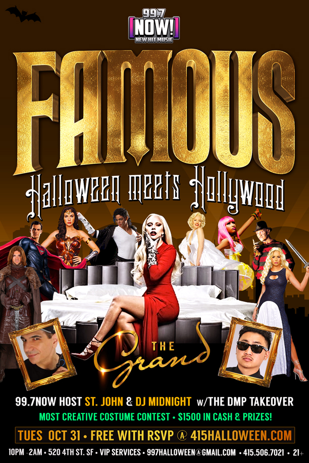 halloween san francisco the grand
