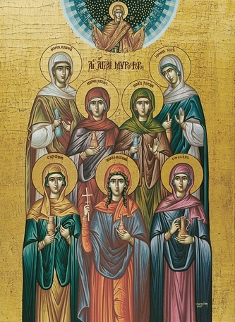 Divine Compassion and Women of the Church