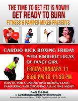Cardio Kick Boxing Friday Party