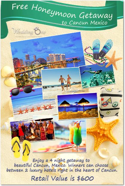Cancun Honeymoon